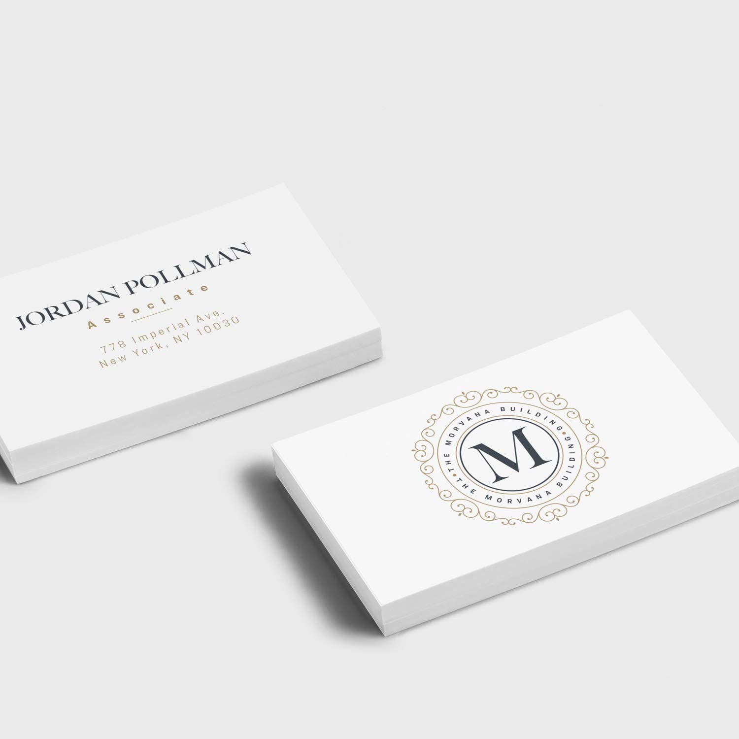 Avery Printable Business Cards, Inkjet Printers, 200 Cards, 2 x 3.5, Clean Edge, Heavyweight (8871), White : Business Card Stock : Office Products