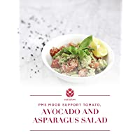 Clip: PMS Mood Support - Tomato, Avocado and Asparagus Salad