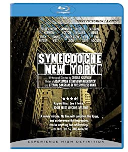 Cover Image for 'Synecdoche, New York'