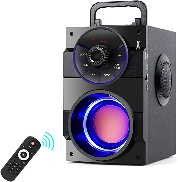 Top 10 Portable Speakers On Wheels