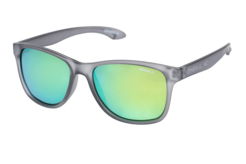 Oneill ONS Offshore Polarised Sunglasses - Matt Grey/Green Revo ...