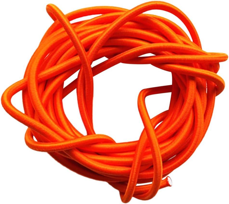 en Caoutchouc et Fil de Polyester Homyl Corde Sandow C/âble /Élastique Corde Remorque Bateau Gonflable ou Kayak