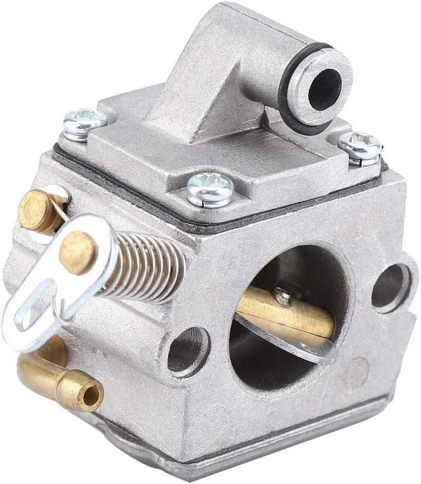 Lecxin Carburador, Carburador para STIHL MS170 MS180 017 018 Accesorios de Motosierra para cortacésped Carburador para STIHL
