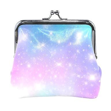 Amazon.com: Monedero Galaxy Fantasy Space para mujer ...