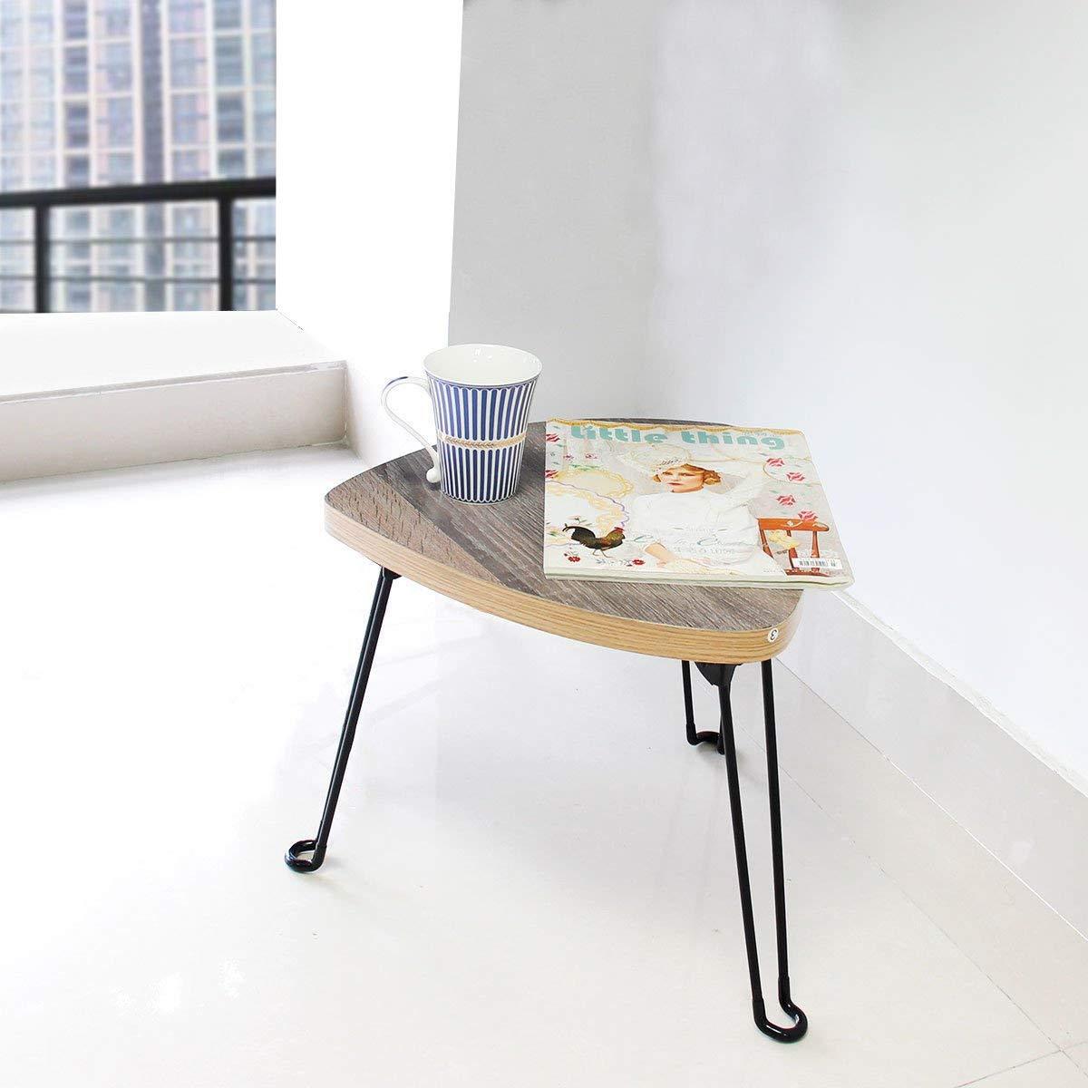 la pala set di 4/gambe in metallo Tornante Heavy Duty mobili gambe per tavolo tavolino di mini scrivania gambe Tavolo pieghevole