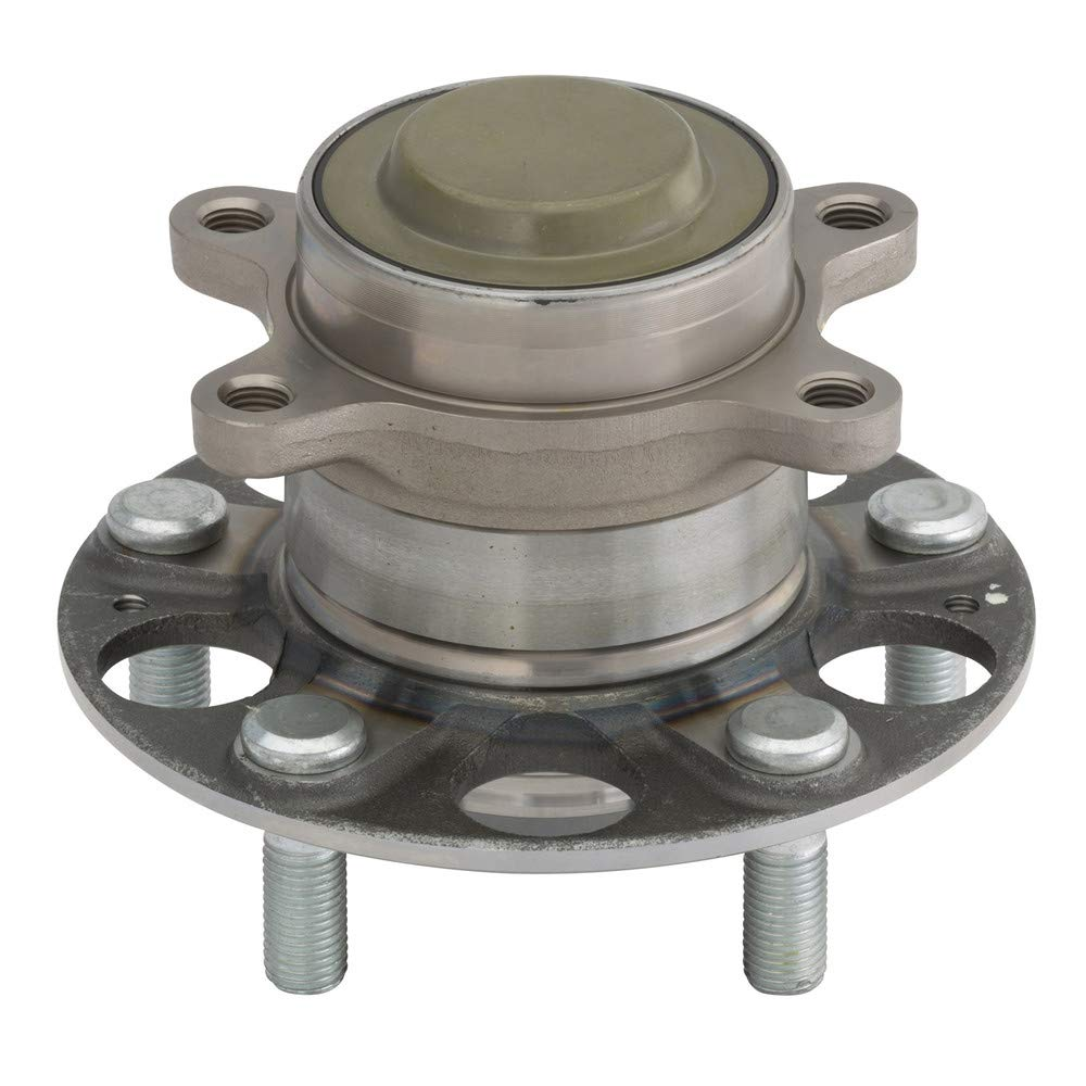 Rear Wheel Bearing and Hub Assembly EX, EX-L, Si - One Bearing Included with Two Years Warranty 2013 fits Honda Civic Note: FWD