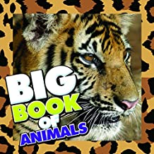 Big Book of Animals: Children's Book of Animal Fun Facts (Books For Kids Series)