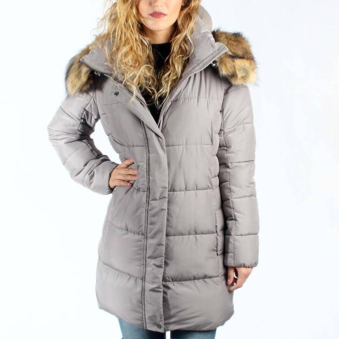 Modelo Color Abrigo Gris Marca Abrigos Mujer Geox Mujer wUBqpX4B