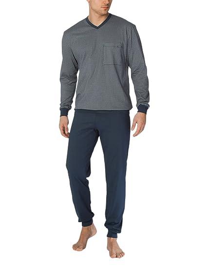 Mens Jeremy Herren Mit Bündchen Pyjama Sets CALIDA Choice wxU5FjH