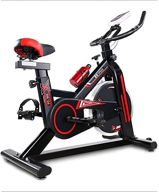 CRYPCP Fitness Profesional Spinning Bike- Home Mute Ejercicio ...