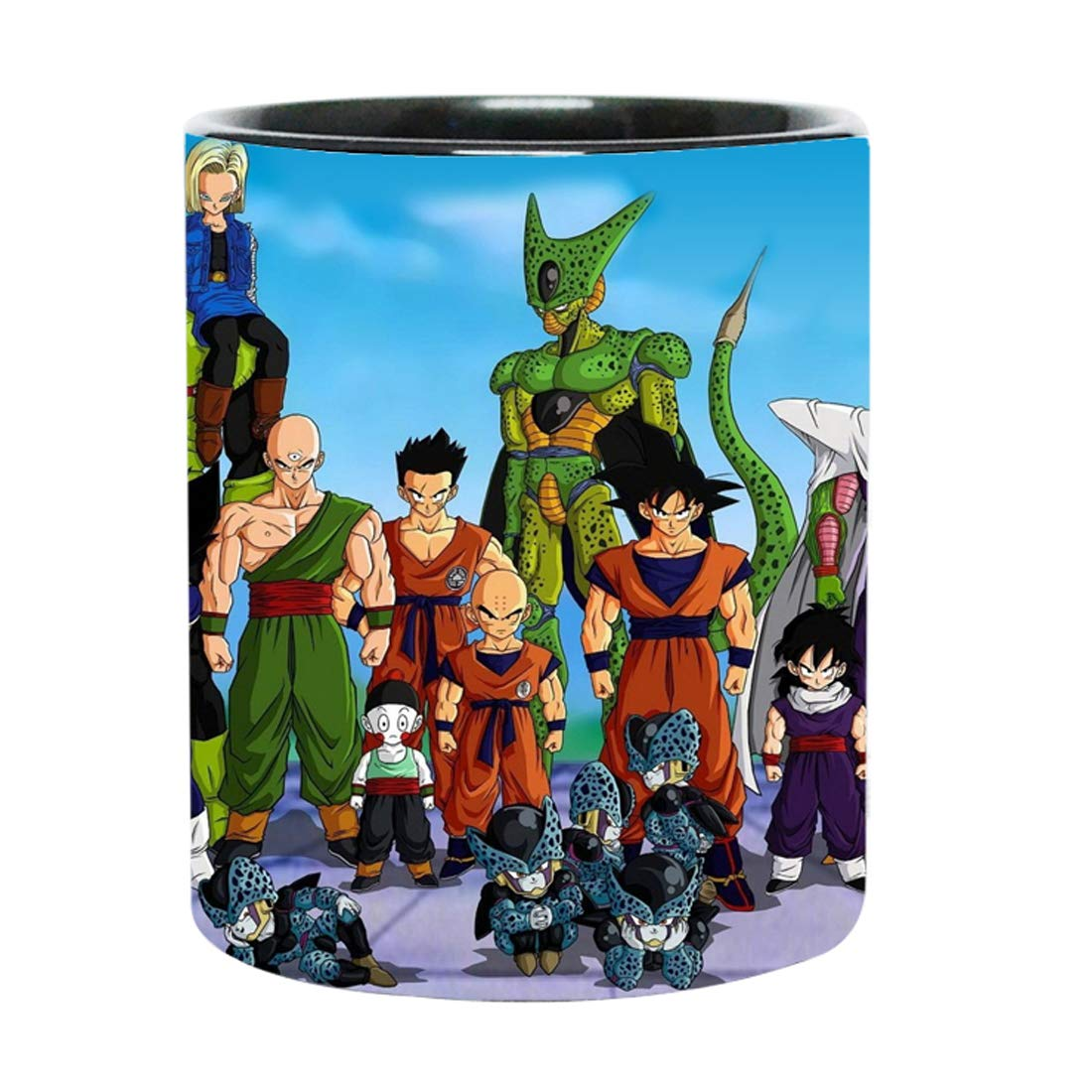 Buy Dragon Ball Z Cartoon Coffee Mug For Friends Birthday Gifts Kids Return By Impresion Online At Low Prices In India