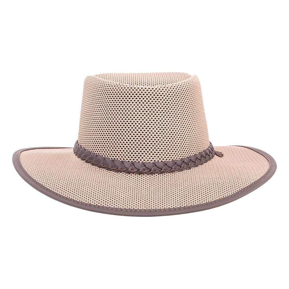 SOLAIR HATS Soaker by American Hat Makers - Sand, X-Large by SOLAIR HATS (Image #2)