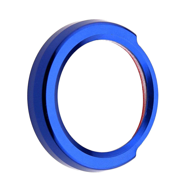 ENET Auto Motor Start Z/ündschl/üssel Abdeckung blau Ersatzteile