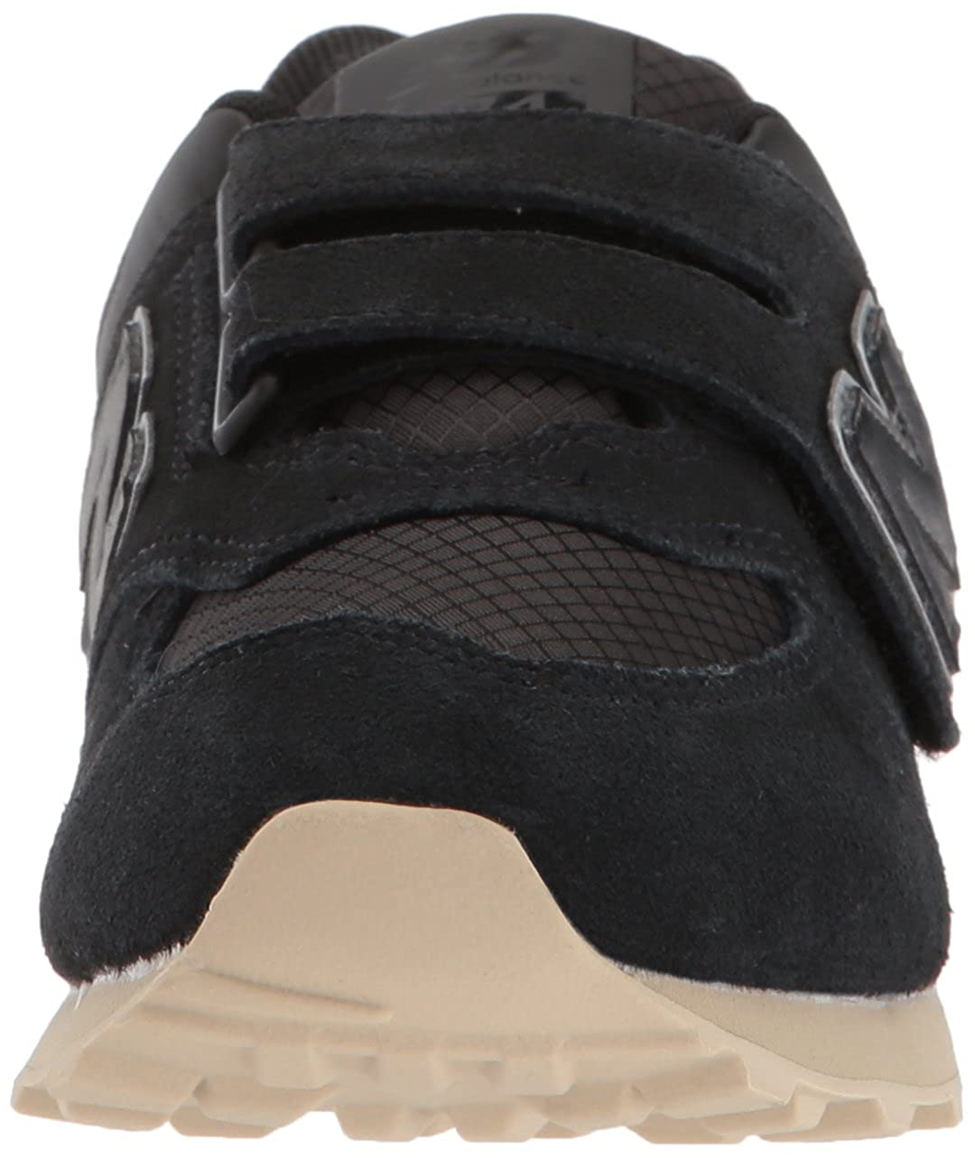 sneakers for cheap 5ad07 02139 Amazon.com   New Balance Kids  574v1 Hook and Loop Sneaker   Sneakers