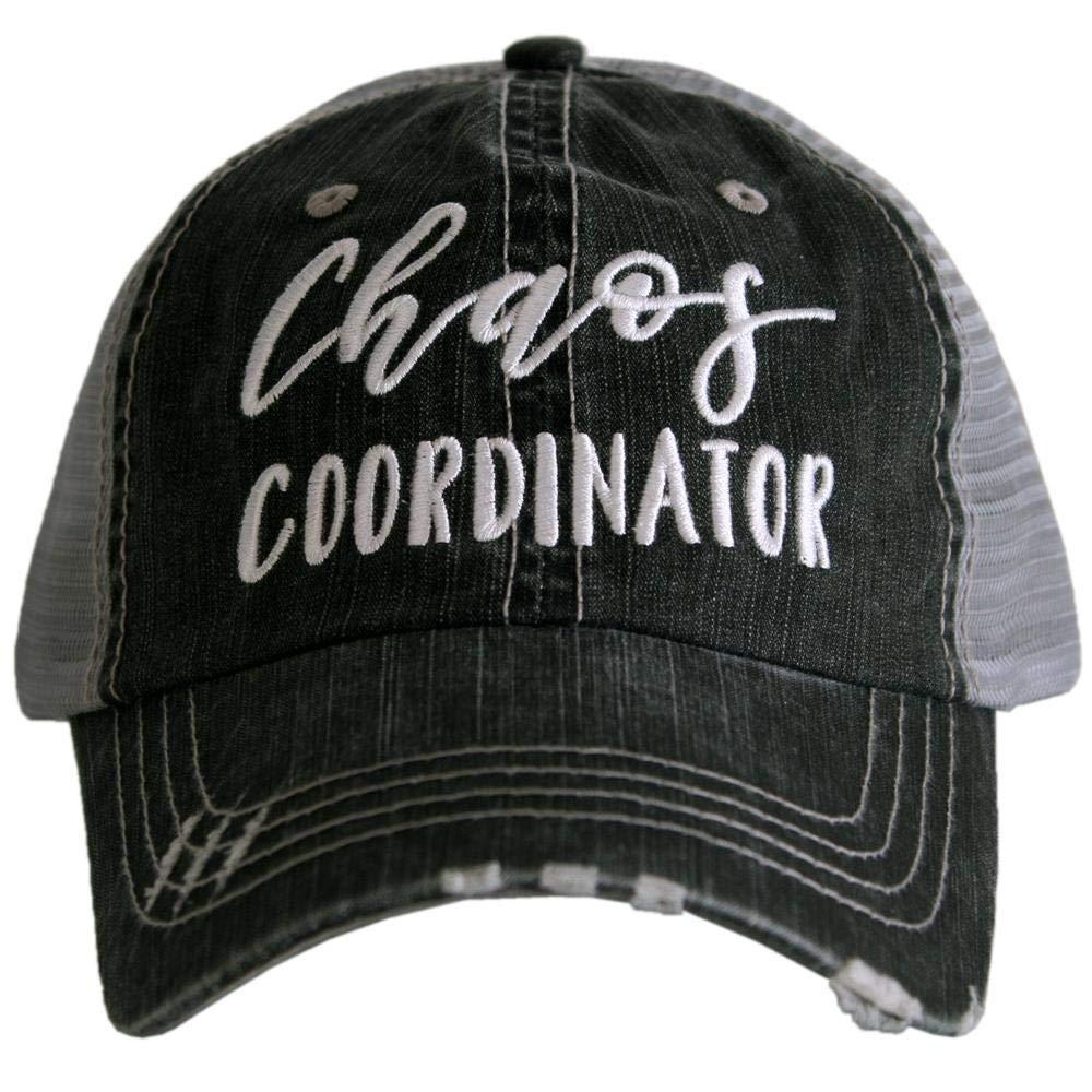 74c1dbd4147 Katydid Chaos Coordinator Trucker Hat-grey