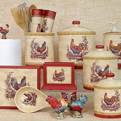 - Provencal Collection Rooster Placemat