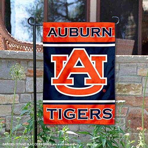 College Flags and Banners Co. Auburn Tigers Garden Flag