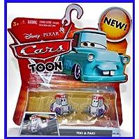 Disney Pixar Movie Cars Toon Sereis teki & Paki