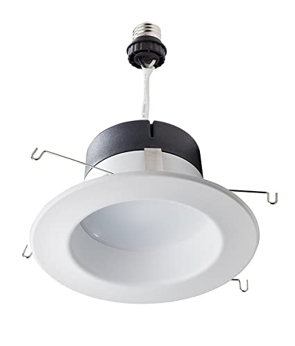 philips led downlight 1 pack 50w equivalent 5 6 inch retrofit