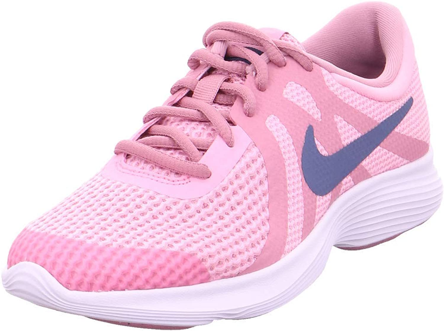 Nike Revolution 4 (GS), Zapatillas de Running para Niñas, Rosa (Pink/Diffused Blue-Elemental Pink-White 602), 40 EU: Amazon.es: Zapatos y complementos