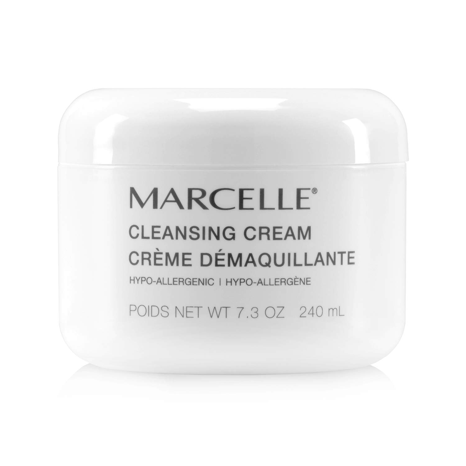 Marcelle Cleansing Cream, Hypoallergenic and Fragrance-Free, 240 mL Marcelle group - Beauty 163005