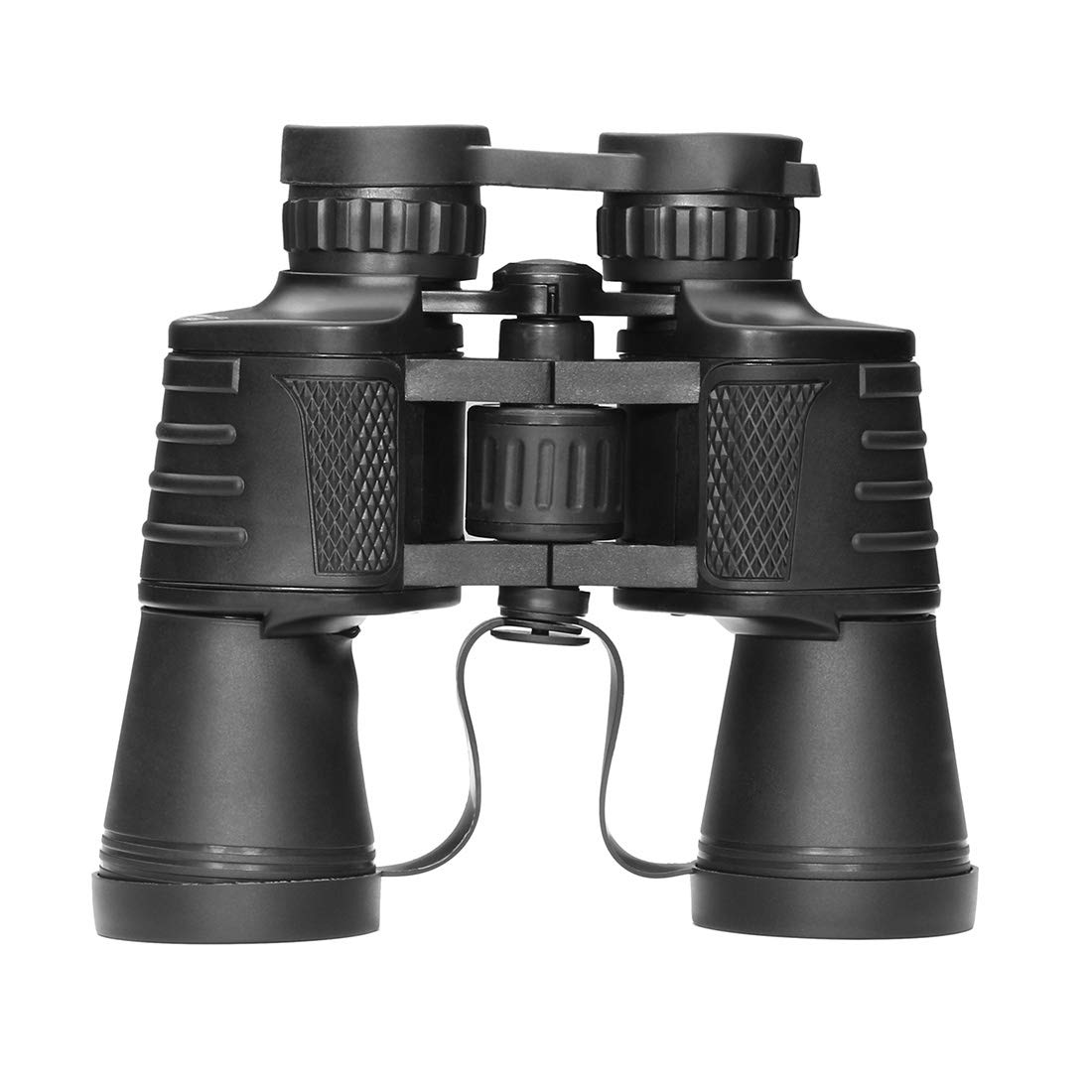 noir  HOUYAZHAN Jumelles Haute Puissance Jumelles d'observation d'oiseaux HD à Vision Nocturne de Faible luminosité pour Une Utilisation en extérieur (Couleur   noir)