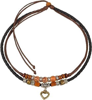 collier ras de cou tribal