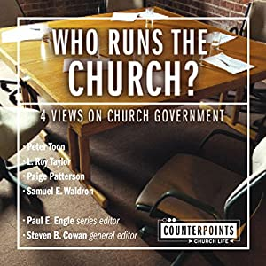 Who Runs the Church? Audiobook