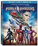 Cover Image for 'Saban's Power Rangers [Blu-ray + DVD + Digital HD]'