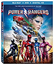 Saban's Power Rangers [Blu-ray]
