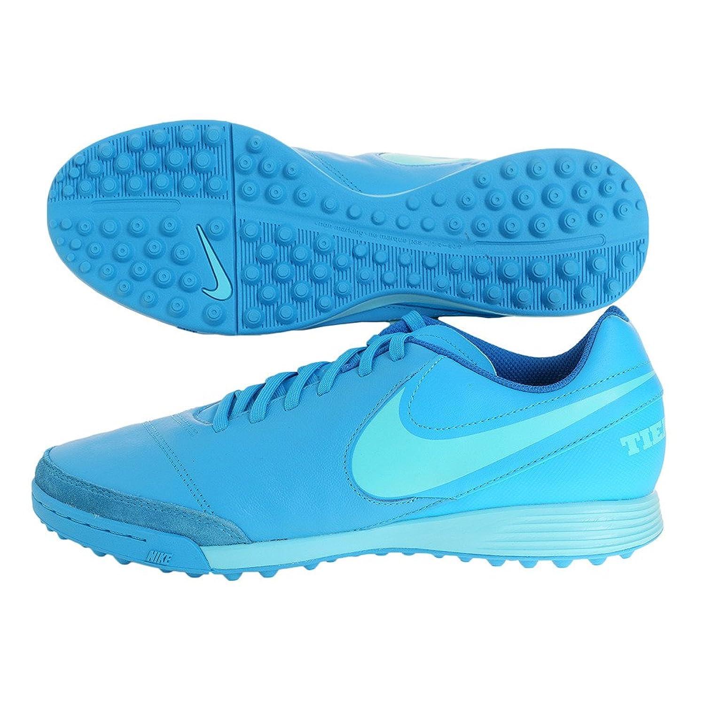 d82e8db1fe7 lovely Nike Men s Tiempox Genio II Leather TF Turf Soccer Shoe ...