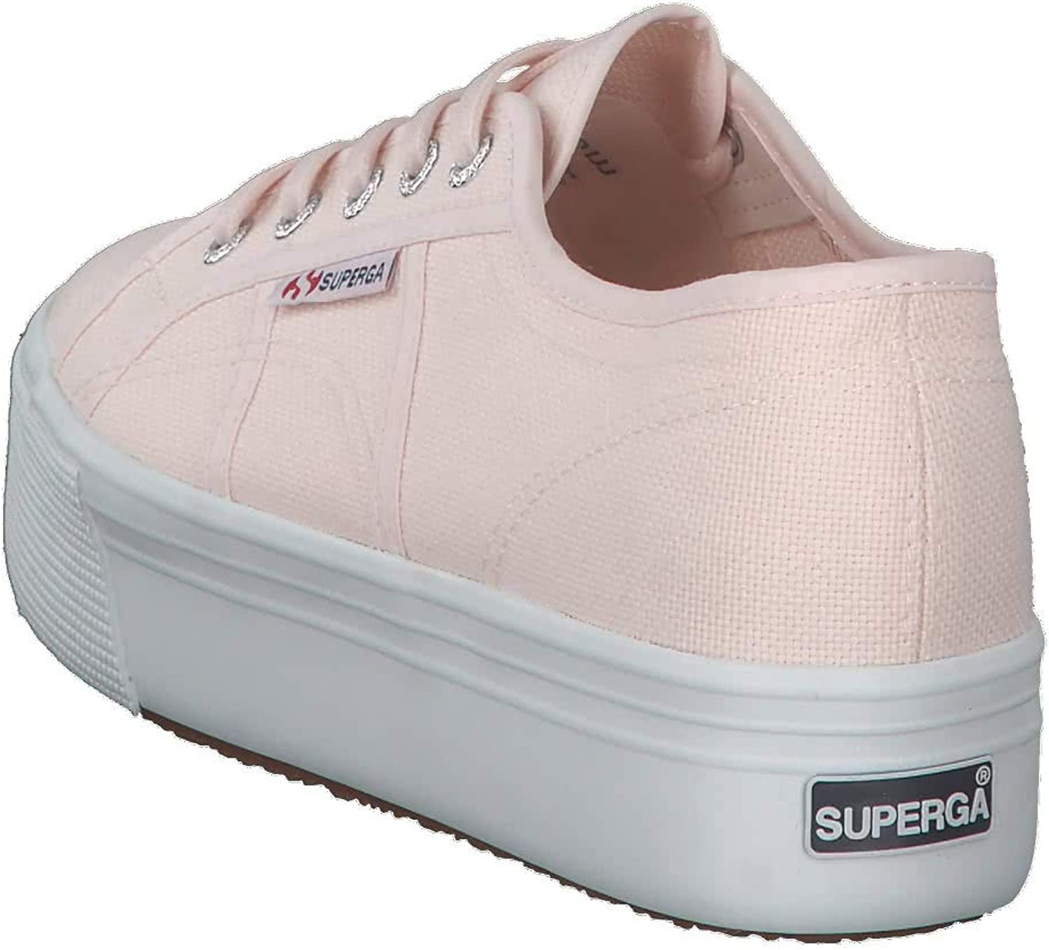 Superga 2790 Cotw Linea Up and Down, Sneakers Basses femme Rose Rosa 2