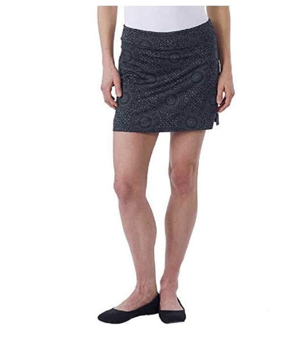 Tranquility by Colorado Clothing Ladies Skort - Black Sunstone Women's Everyday Skort (X-Small)