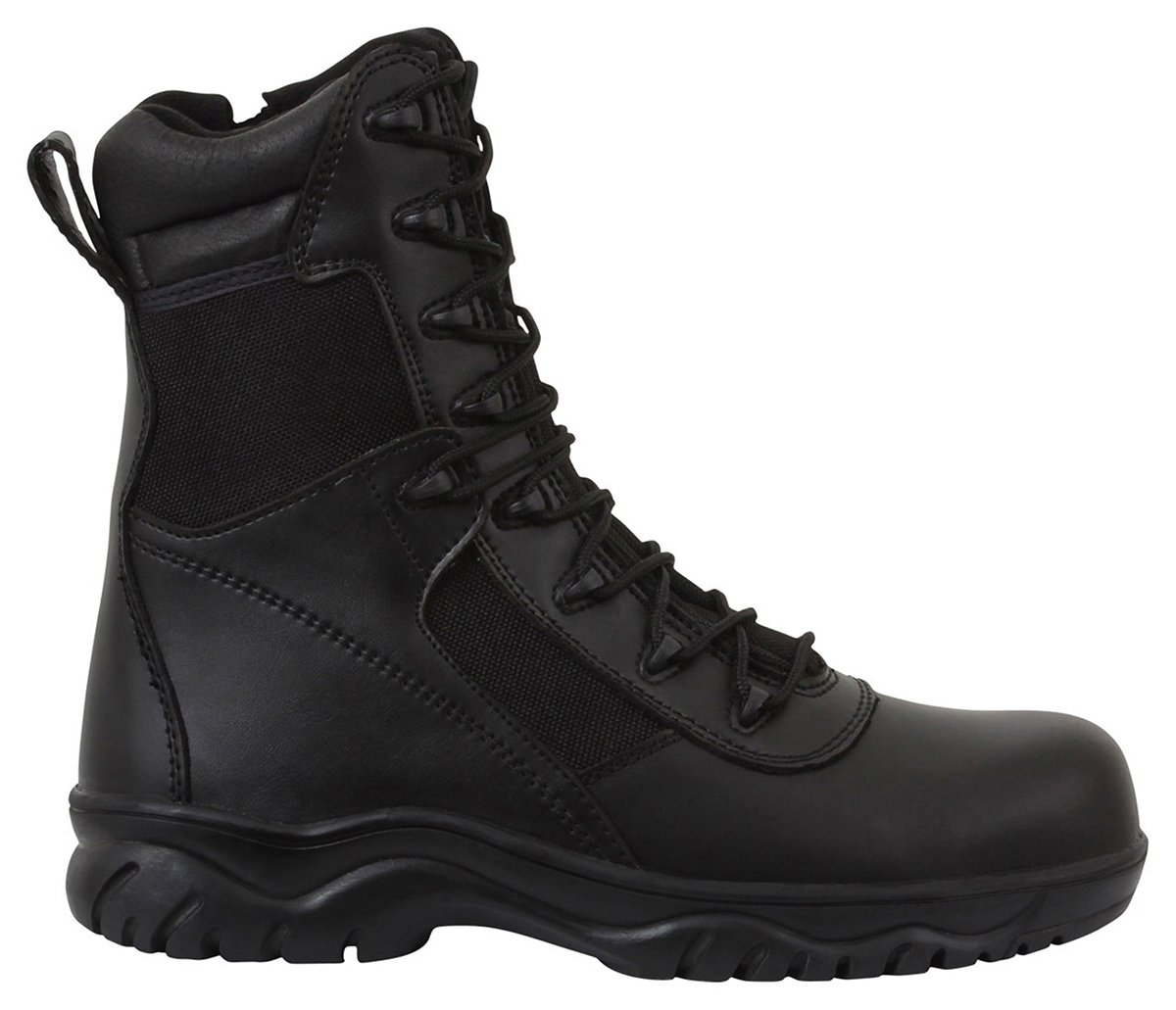 Rothco Side zip-composite Forced Entry Tact Boot B003IJOTYS 12