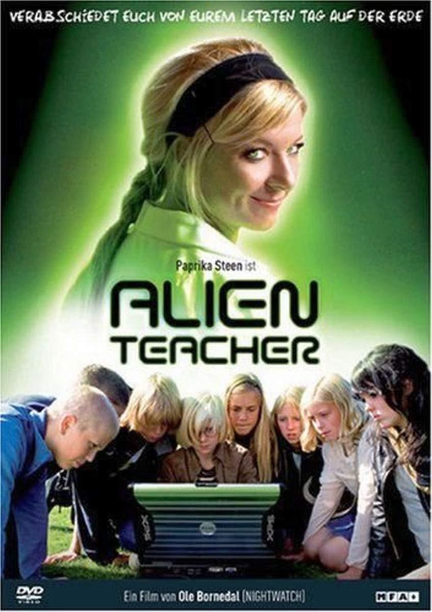 Alien Teacher [Alemania] [DVD]: Amazon.es: Paprika Steen, Jonas ...