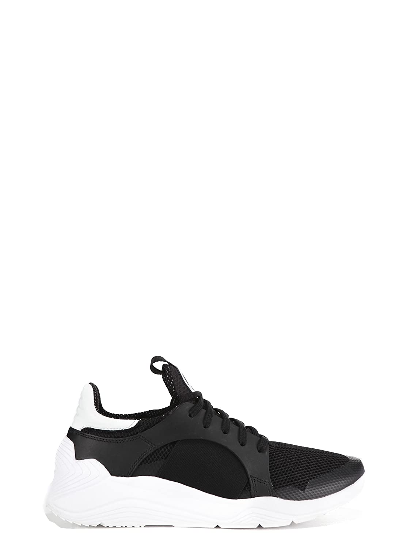 Mcq By Alexander Mcqueen メンズ 494746R11431000 ブラック ファブリック 運動靴 B07DBTLRJG