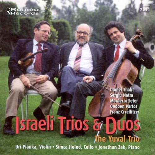 Yuval Trio - Israeli Trios & Duos