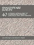 Current Approaches to Shakespeare Through Language, Text and Theatre, , 0521344425