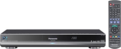 Panasonic Dmr Bs885egk Blu Ray Rekorder Mit 500 Gb Festplatte Blu Ray Brenner Dvb S S2 Tuner Hdmi Upscaler 1080p Schwarz Heimkino Tv Video