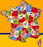 Michelin Local Map Number 333: Isere, Savoire, Chambery, Grenoble (France) and Surrounding Area, Scale 1:150,000 (French Edition)