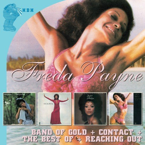 Freda Payne - Band Of Gold + Contact + The Best Of + Reaching Out - Zortam Music