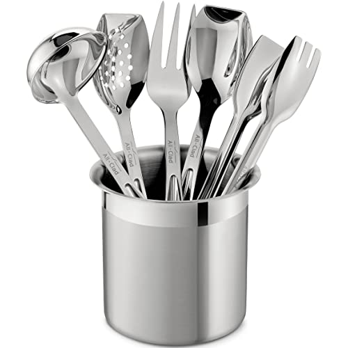 Amazon.com: All-Clad 8701003917 Kitchen Tools Set Stainless ...