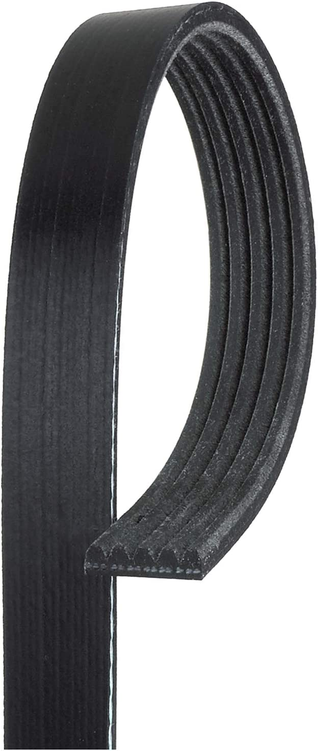 ACDelco 5K390 Professional V-Ribbed Serpentine Belt