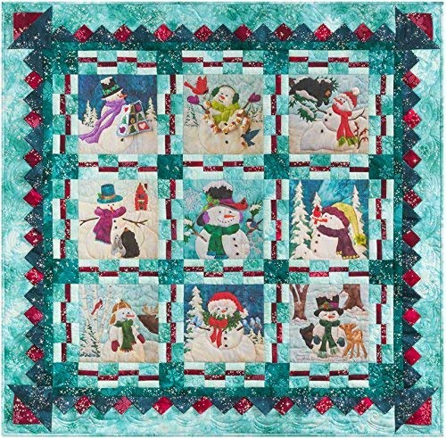 Snow Buds Pieced Quilt Pattern McKenna Ryan~Quilt Pattern