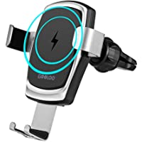 Gooloo Wireless Car Charger Mount for iPhone Xs Max XR XS X 8 8 Plus