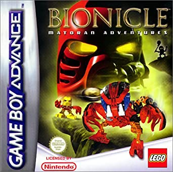 Lego Bionicle Matoran Adventures Amazonde Games