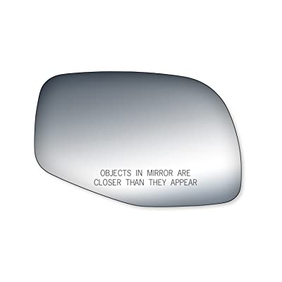 Fit System 90035 Ford/Mazda/Mercury Passenger Side Replacement Mirror Glass: Automotive