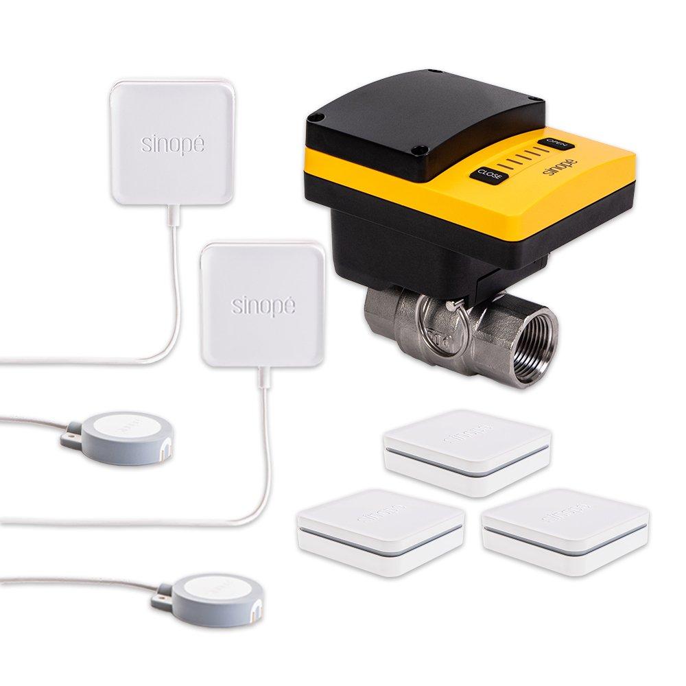 Sinopé - Smart Water Leak Protection Kit - 3/4 in Valve
