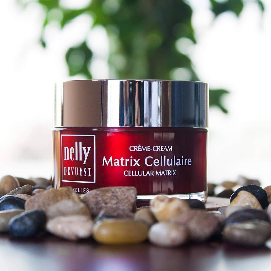 Nelly De Vuyst Cellular-Matrix Cream 1.75oz (Airless)