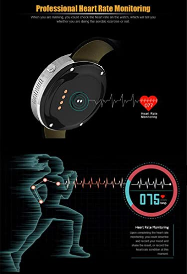 WYXIN DM360 Inteligente muñeca Reloj Inteligente IP53 Impermeable ...